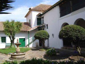Patio interior Casa Juan de Vargas