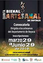 Quinta Bienal Artesanal 2019
